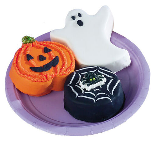 Join The Haunt! Mini Cakes