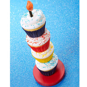 Mini Cupcakes Treat Tower
