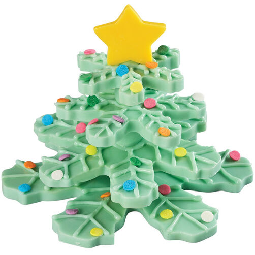 Snowflake Tree Candy