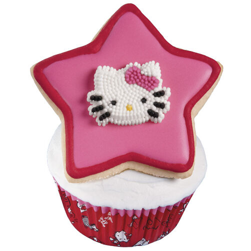 Hello Kitty Cute Combo Cupcakes