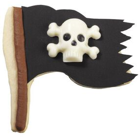 Jolly Roger Cookies