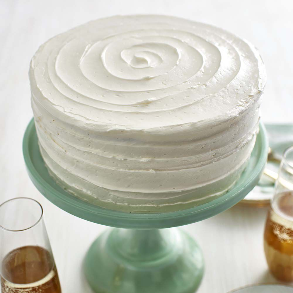 Recipes for frosting for cakes