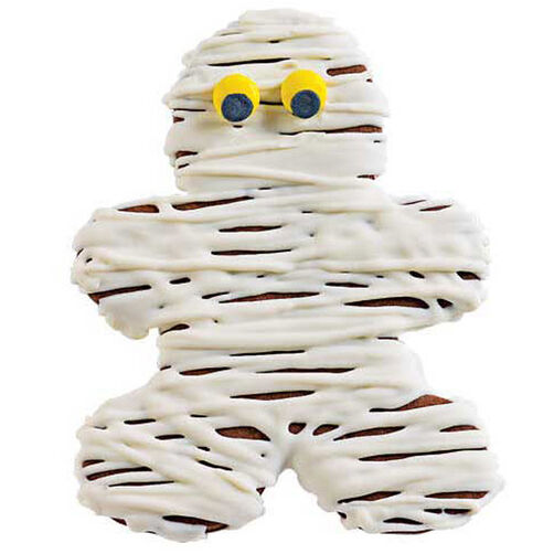 A Chummy Mummy Cookie