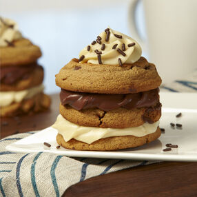 Chocolate Chip Stacks