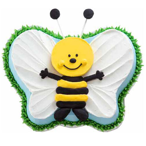 Bee a Party Maker Cake