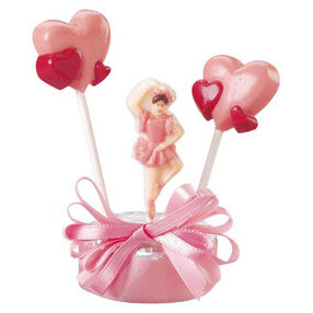 On Her Toes Lollipops