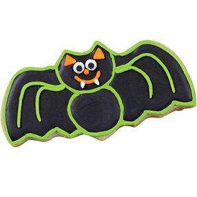 Black Bat Cookie