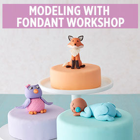 Modeling with Fondant Workshop