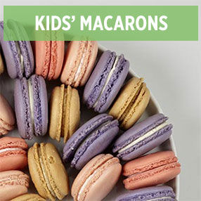 Kids' French Macarons Class