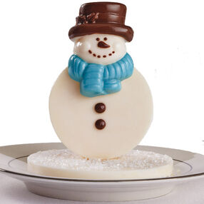The Snowman's Chillin' Candy