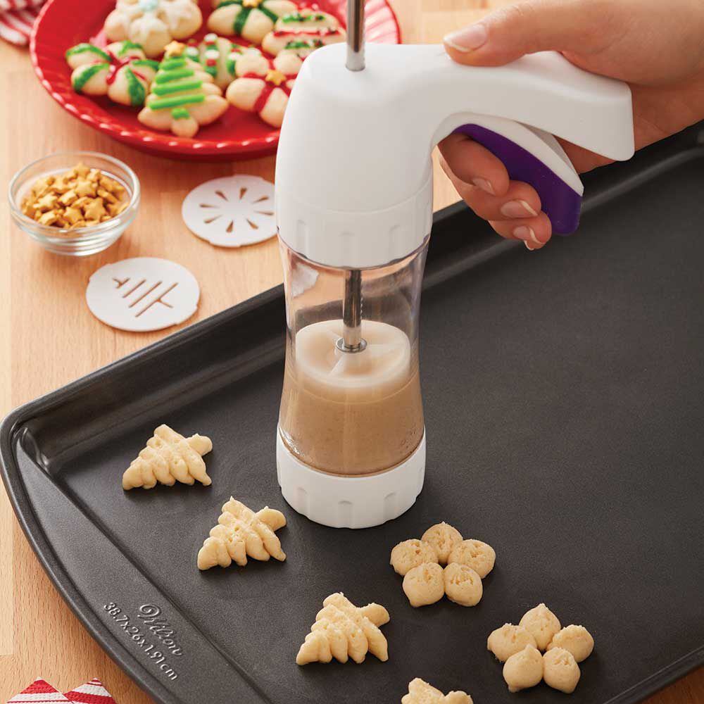 Butter cookies recipes for cookie press