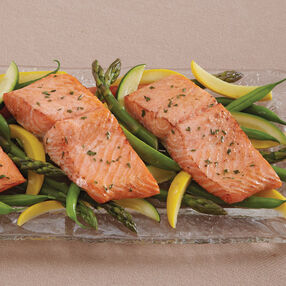 Citrus Salmon Fillets