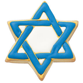 Hanukkah Star Cookies