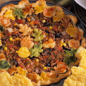 Harvest Salsa Pie