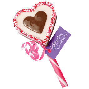 Sweet Thoughts Candy Heart
