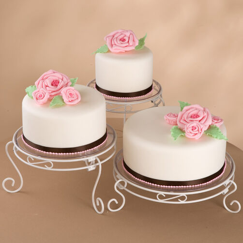 Rose Bouquets Cake