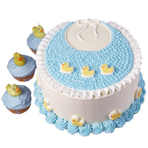 Ready for Bath Time Cake