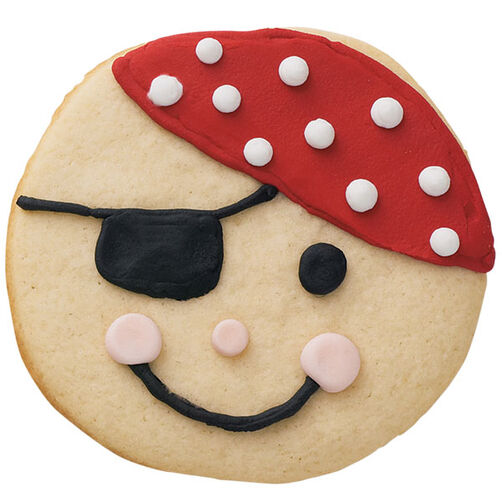 Pirate Pleasers Cookie