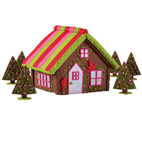 Gingerbread Glow House