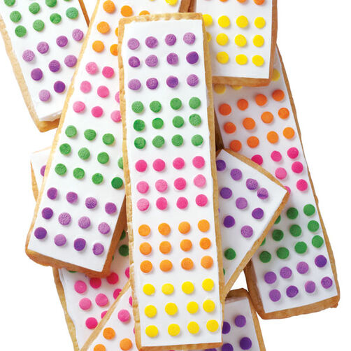 Classic Candy Dots Cookies