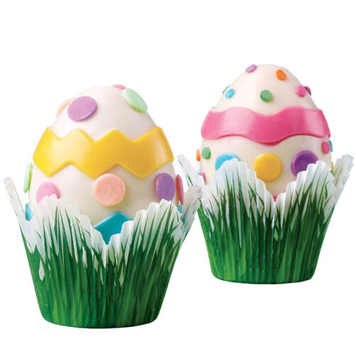 Eggs at Their Sunday Best Candies