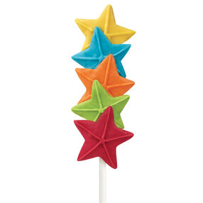 The Stars are Aligned Cake on a Stick