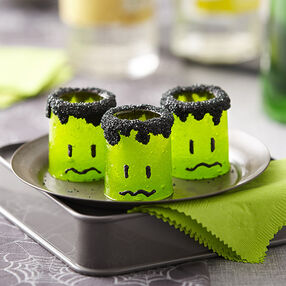Halloween Candy Shot Glasses
