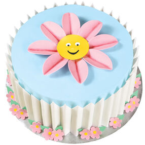 Beaming Blossom Cake