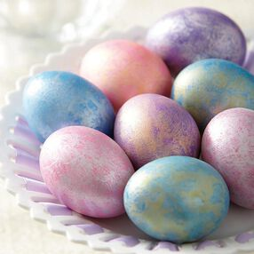 Shimmering Color Mist Eggs