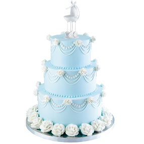 Tiers of Joy Baby Shower Cake