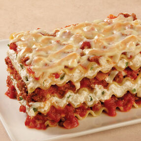 Home-Style Meat Lasagna