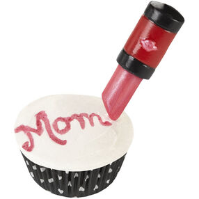 Pucker Up, Mom! Cupcakes