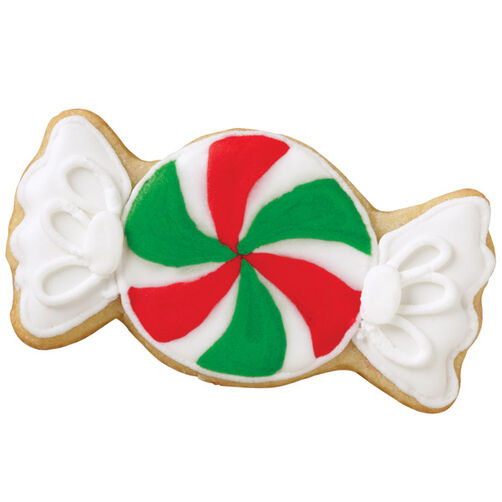 Holiday Wrap-Up: Candy Cookies