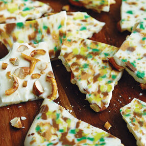Camouflage Candy Bark