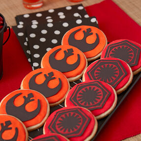 Star Wars Alliance Cookies