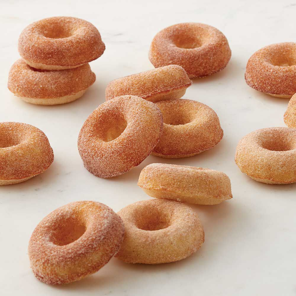 Recipes for baked cake donuts