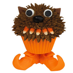 Fearsome Monster Cupcake