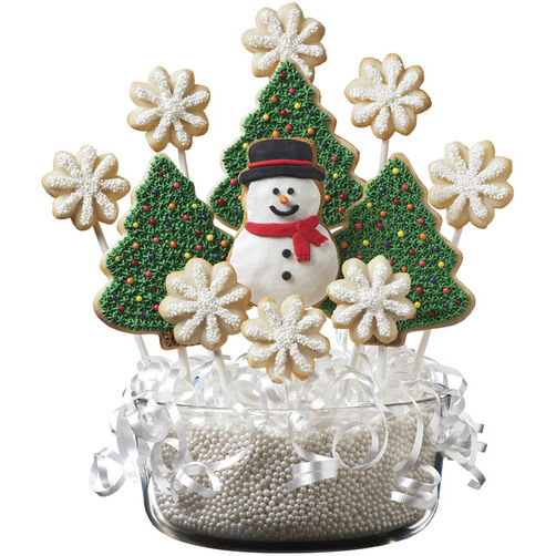 A Celebration of Winter Cookies