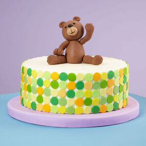 Teddy?s Bear Cake
