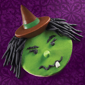 Wicked Cool Witch Cookies