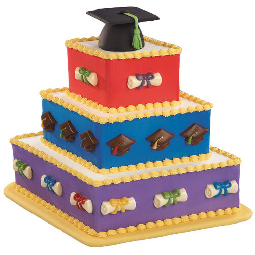 The Best and Brightest Cake