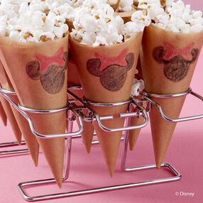 Wilton Minnie Mouse Popcorn Cones