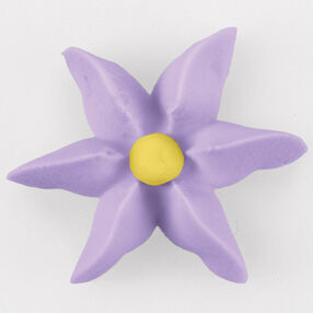 How to Make an Icing Star Drop Flower