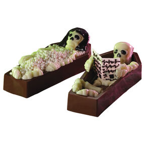 Lazy Bones Skeleton Candy