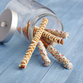 Sweet Touch Candy-Dipped Pretzels