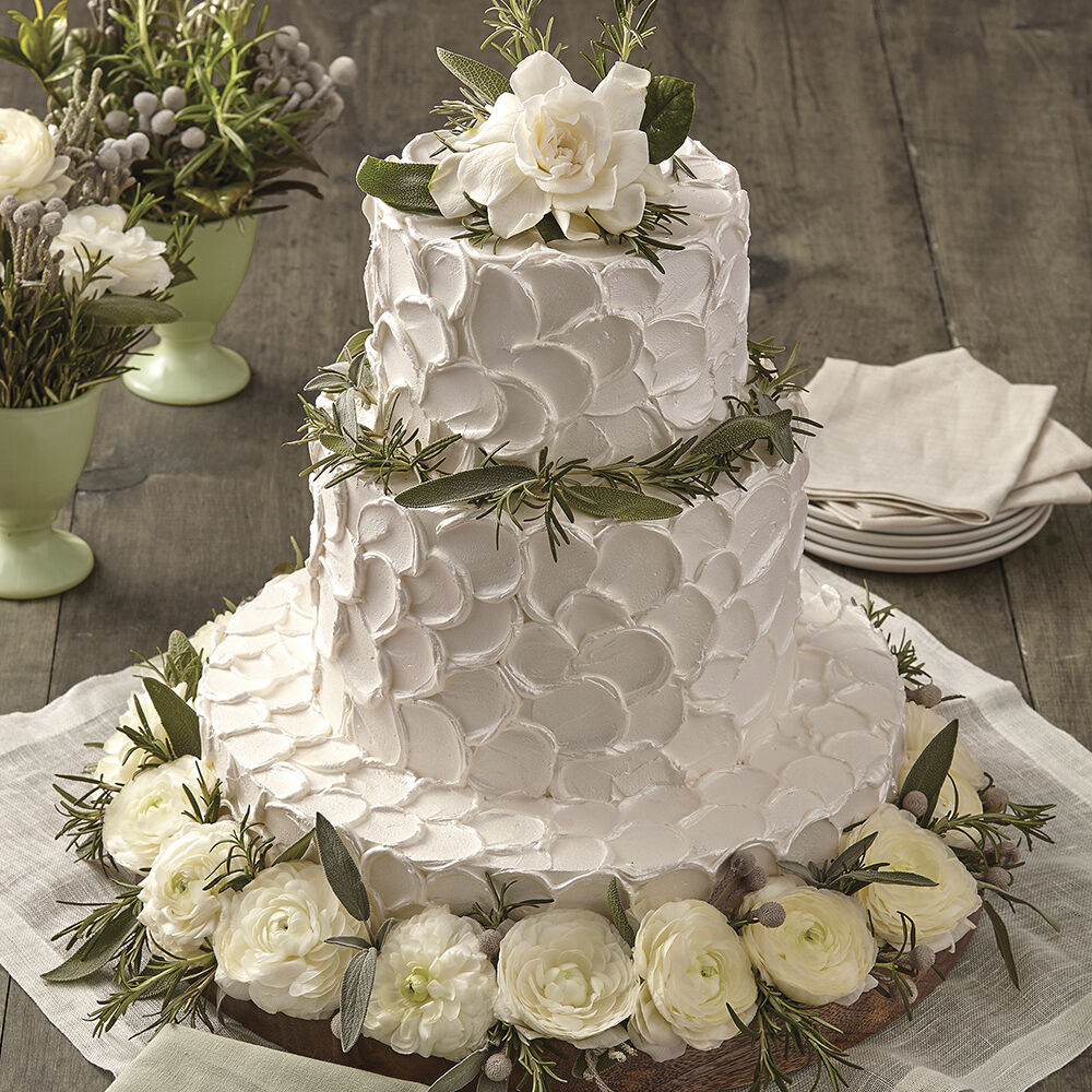 Nature S Beauty Herb Cake Wilton