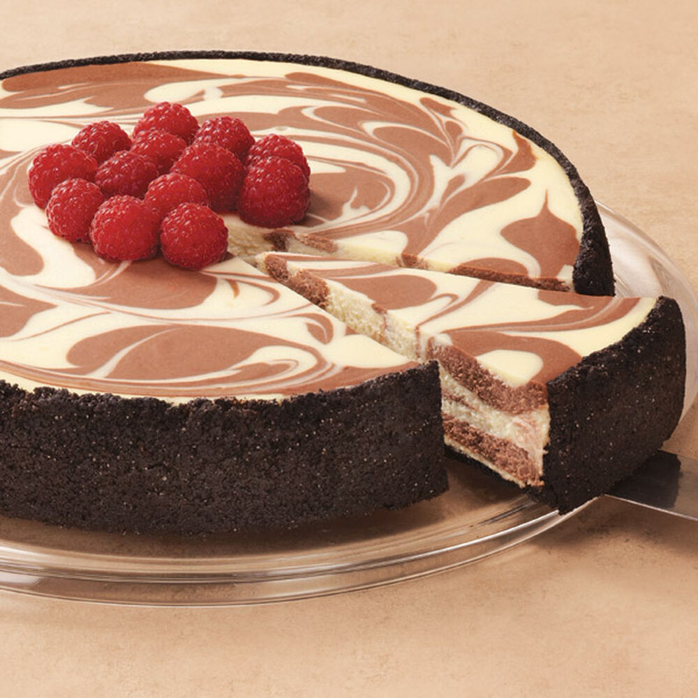 Chocolate Marble Cheesecake Recipe Wilton