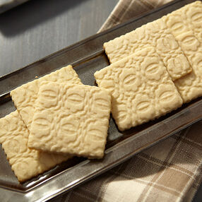 Indelibly Embossed Cookies