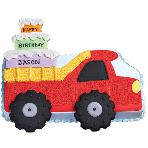 Party Payload Birthday Cake for Kids