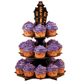 Haunted Manor Creepy Cupcakes